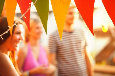 3, 2, 1… ¡Fiesta!
