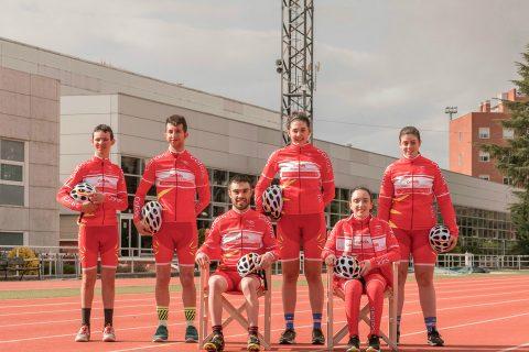 Pedaleando contigo en las Jornadas de Iniciación al Ciclismo Paralímpico