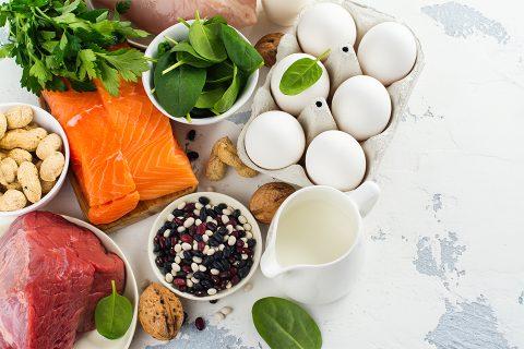Alimentos que cuidan tu pelo