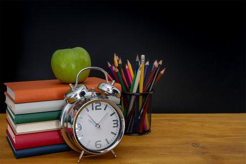 ¿Cuál es la mejor hora para ponerse a estudiar?