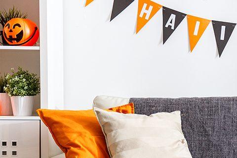 Decora tu hogar… ¡de miedo!