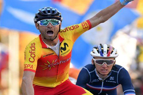 Alejandro Valverde GRANDE ¡en MAYÚSCULAS!