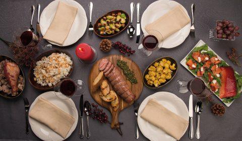 El arte de ahorrar en la cena de Navidad