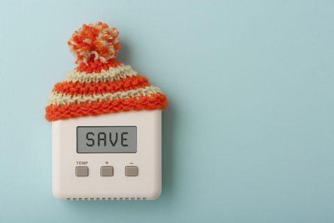 Ahorrar en días fríos