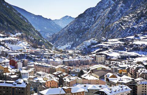 Andorra, paraíso invernal