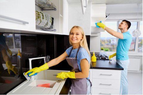 Cómo afrontar la limpieza de primavera: todo limpio sin perder los nervios