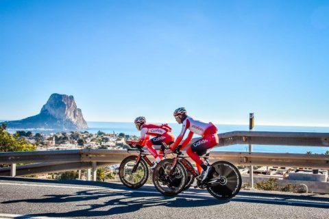 ¿Por dónde pasa La Vuelta? Anímate y ven a animar al equipo