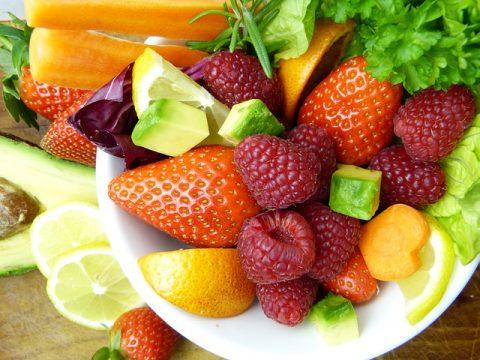 Ensalada de fresas y aguacate ¡la combinación más sorprendente!