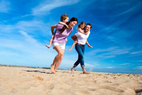 Cinco rincones para una escapada familiar de verano