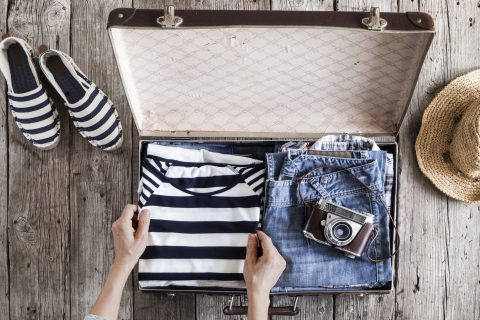 10 consejos para hacer las maletas