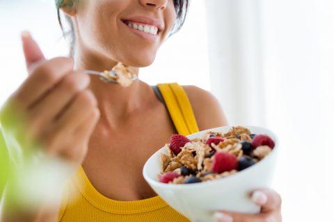 Alimentos que nos aportan energía