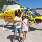 viaje helicoptero clientes cofidis
